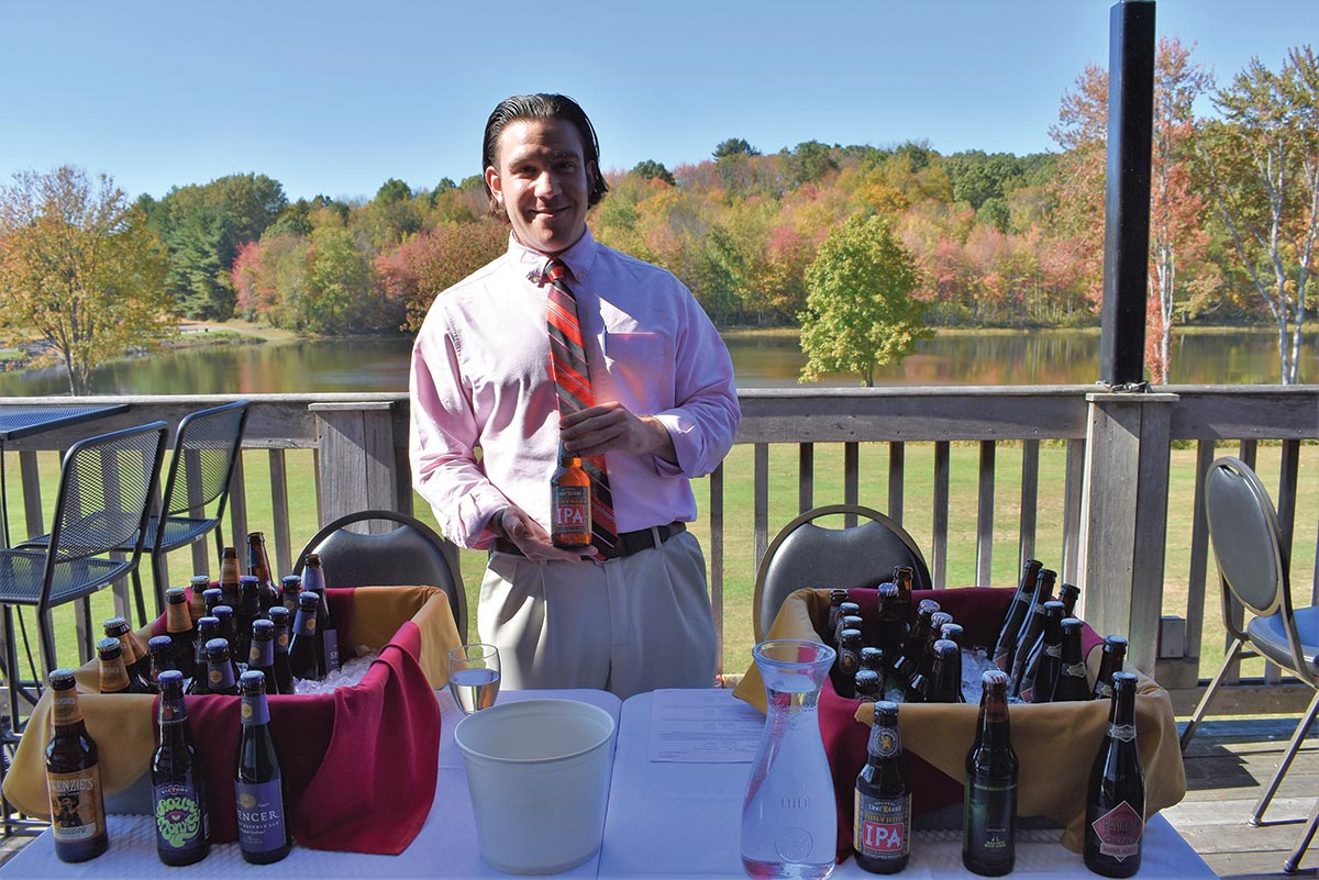 October Brings Two Fall Tastings from Brescome Barton