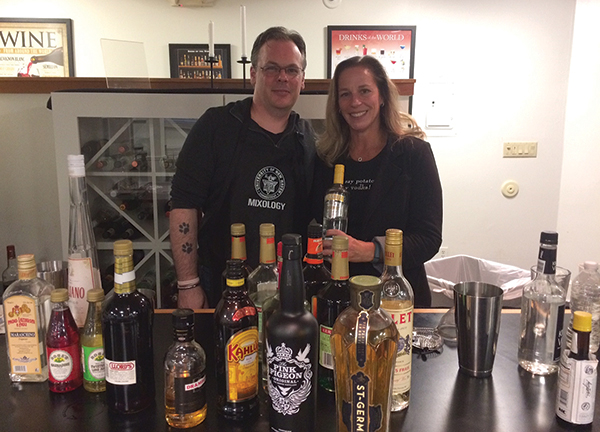 Mixology Class at UNH Celebrates National Vodka Day