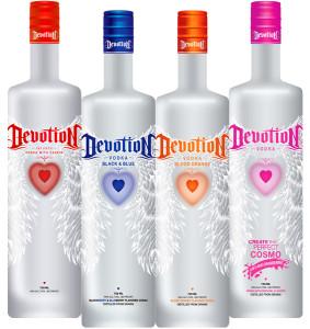 Devotion - Bottle Line Up Off Set
