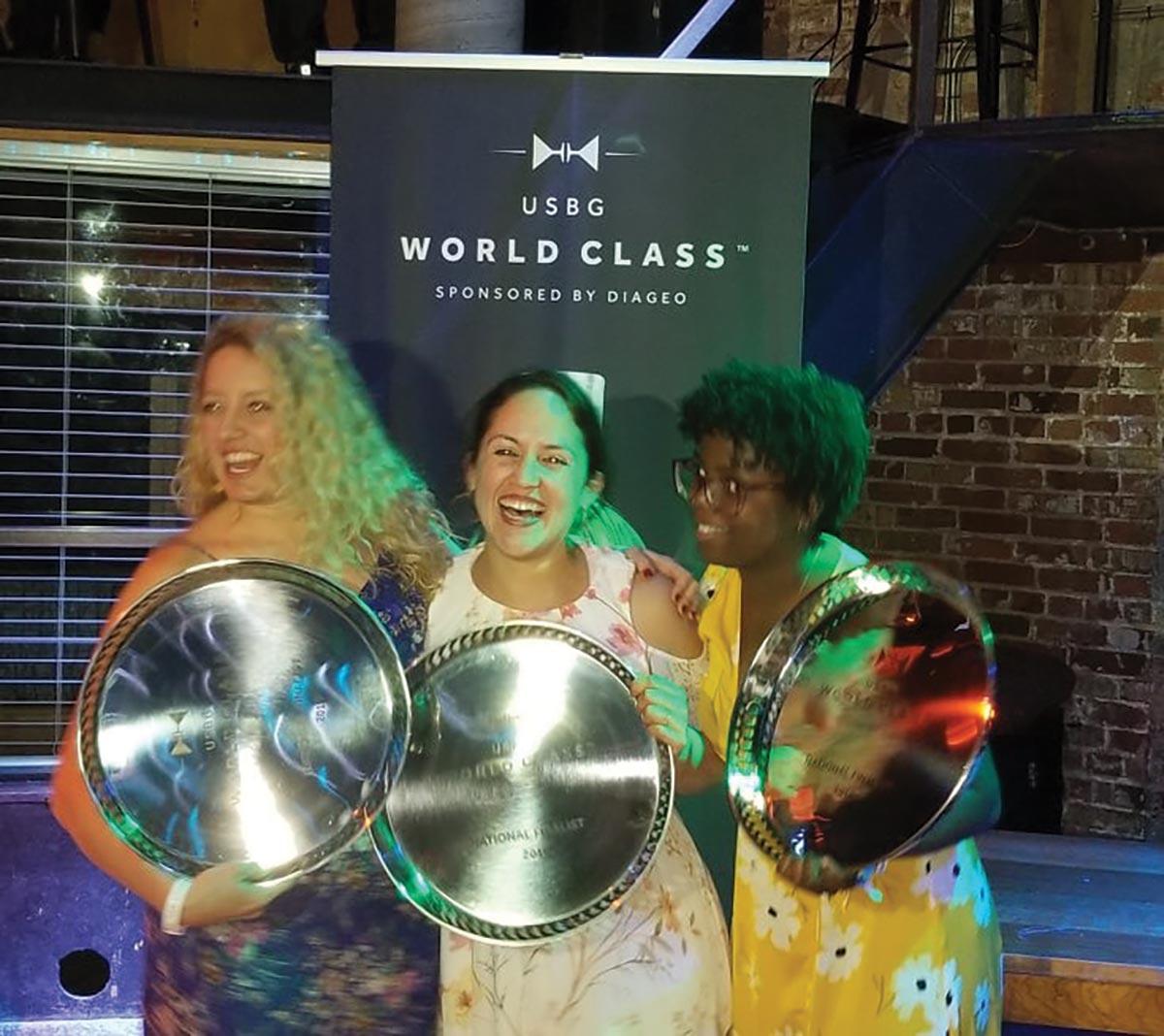 Mercado Makes USBG World Diageo Class Northeast Finals