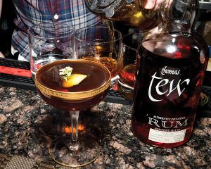 Newport Winter Fest's Thomas Tew Rum Craft Cocktail Contest @ At The Revolving Door Restaurant | Newport | Rhode Island | United States