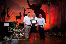 AROUND TOWN: Wing Awarded by ISES RI