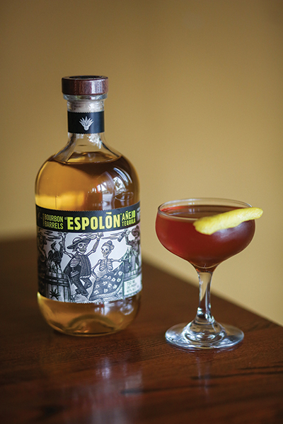 Espolòn Tequila and USBG RI Team Up for Cocktail Competition Prep