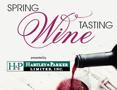 March 19 & 20, 2019: Hartley & Parker Spring Trade-Only Tastings