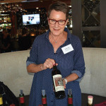 Jeanne Cabral, Director of Sales, Heitz Wine Cellars.