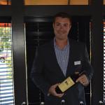 John Carey, NE Sales Manager, Duckhorn Wine.
