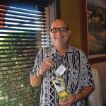 Kevin Carriker, Owner and Partner, Kobalt Wines.