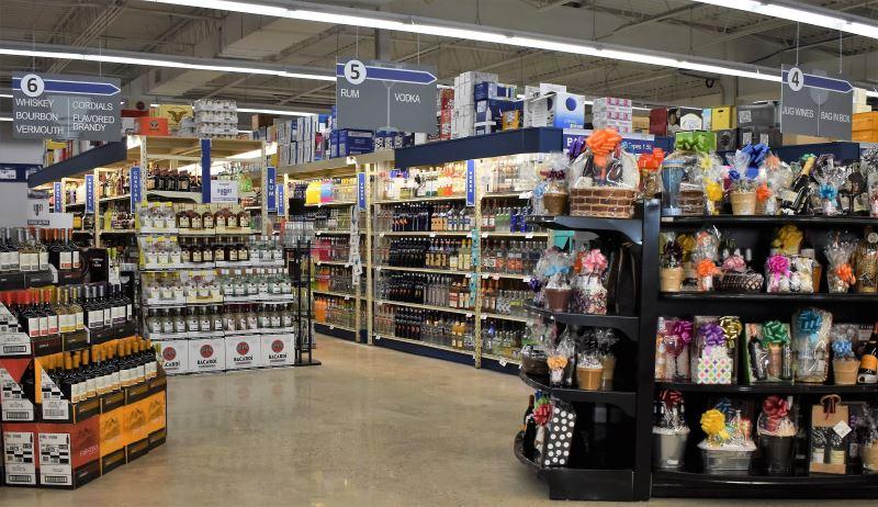 Retail Review: Hopkinton Liquor Depot