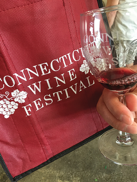 July 21 & 22, 2018: Connecticut Wine Festival