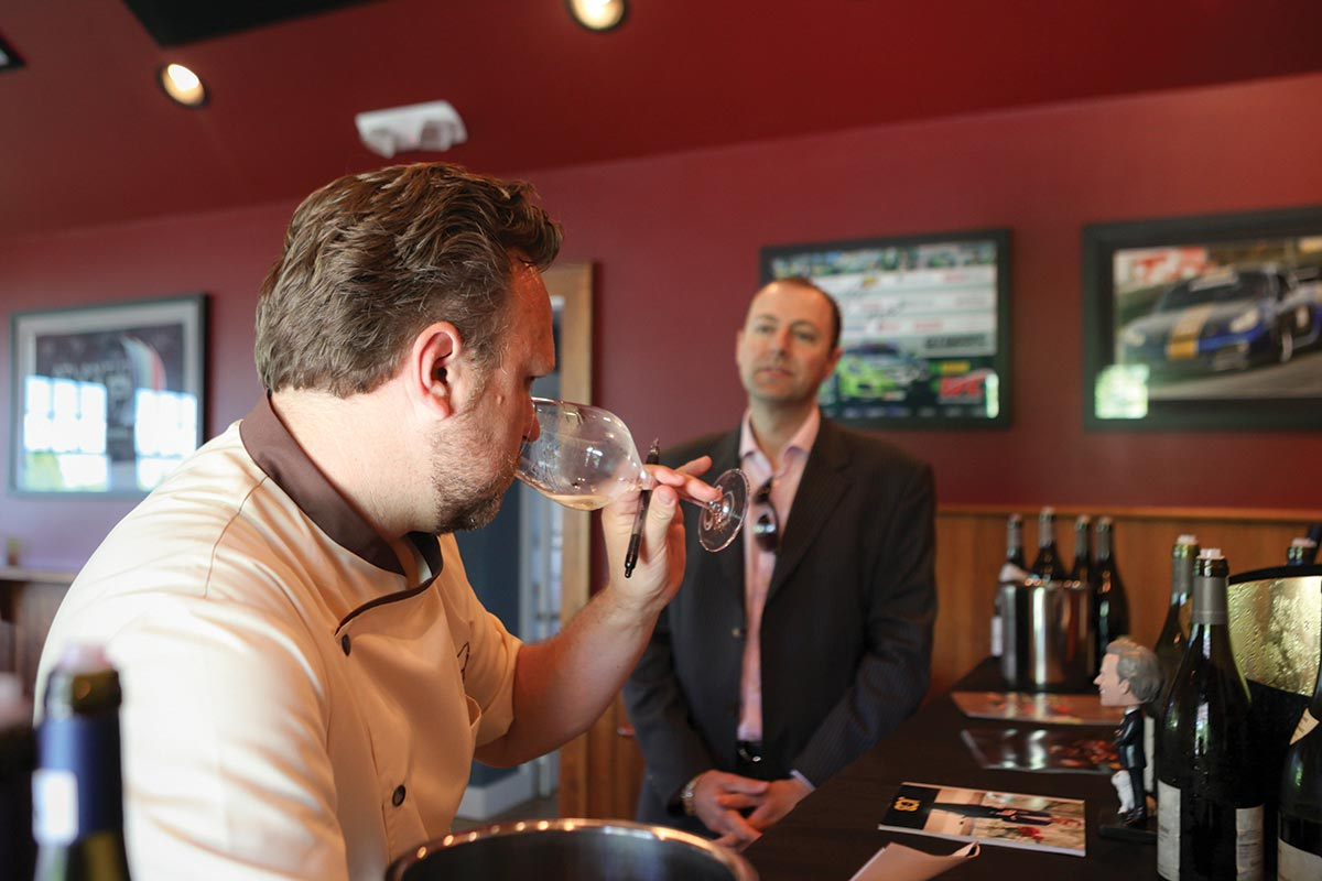 RIDC Highlights Boisset Collection Burgundies at Trade Tasting