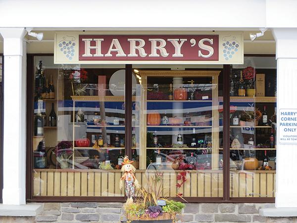 RETAIL REVIEW: Harry's Wine & Liquor Shop