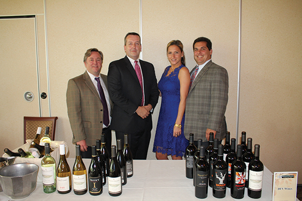 Hartley and Parker Showcases Portfolio in Fall Trade Tastings