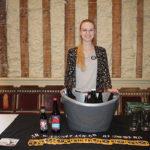 Isabeau Hamel, Tasting Room and Events Representative, Revival Brewing Company.