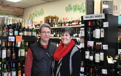 Owners Mario and Irene Alves