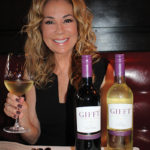 Kathie Lee Gifford visited Max's Oyster Bar in West Hartford on March 31 for a paired Gifft Wines luncheon.