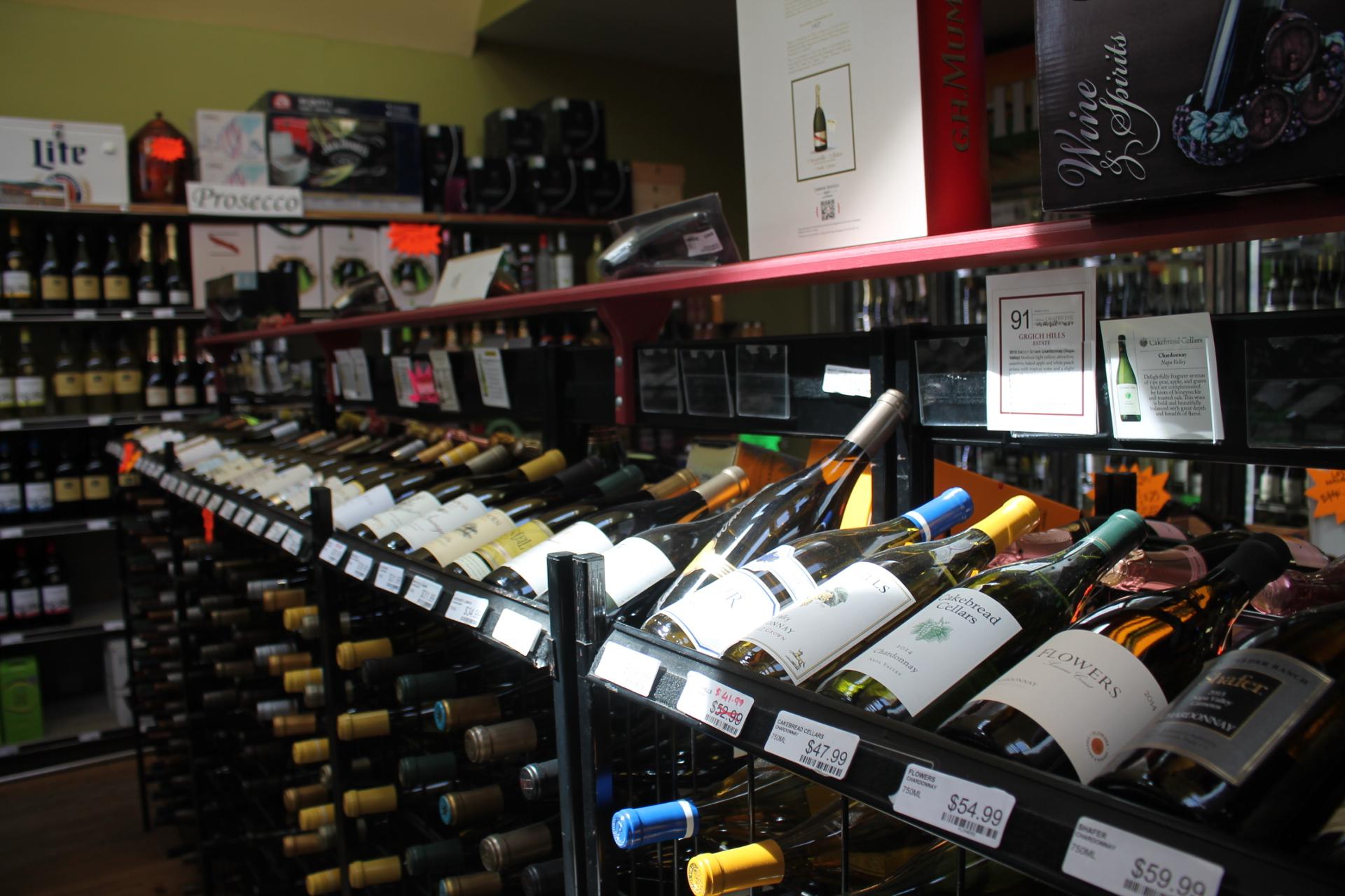 Retail Review: Jamestown Wine & Spirits