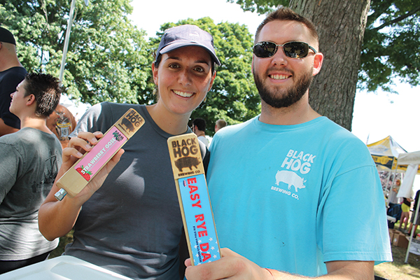 Shakesbeer Festival Draws Supporters Of Beer And The Arts