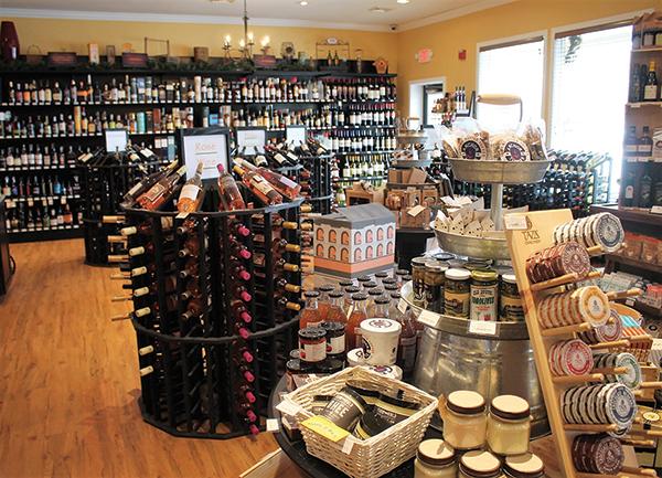 Retail Review: Grapes & Grains