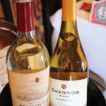Shannon Ridge 2016 Sauvignon Blanc and Shannon Ridge 2015 Chardonnay, harvested from sustainably-farmed vineyards in Lake County, California.