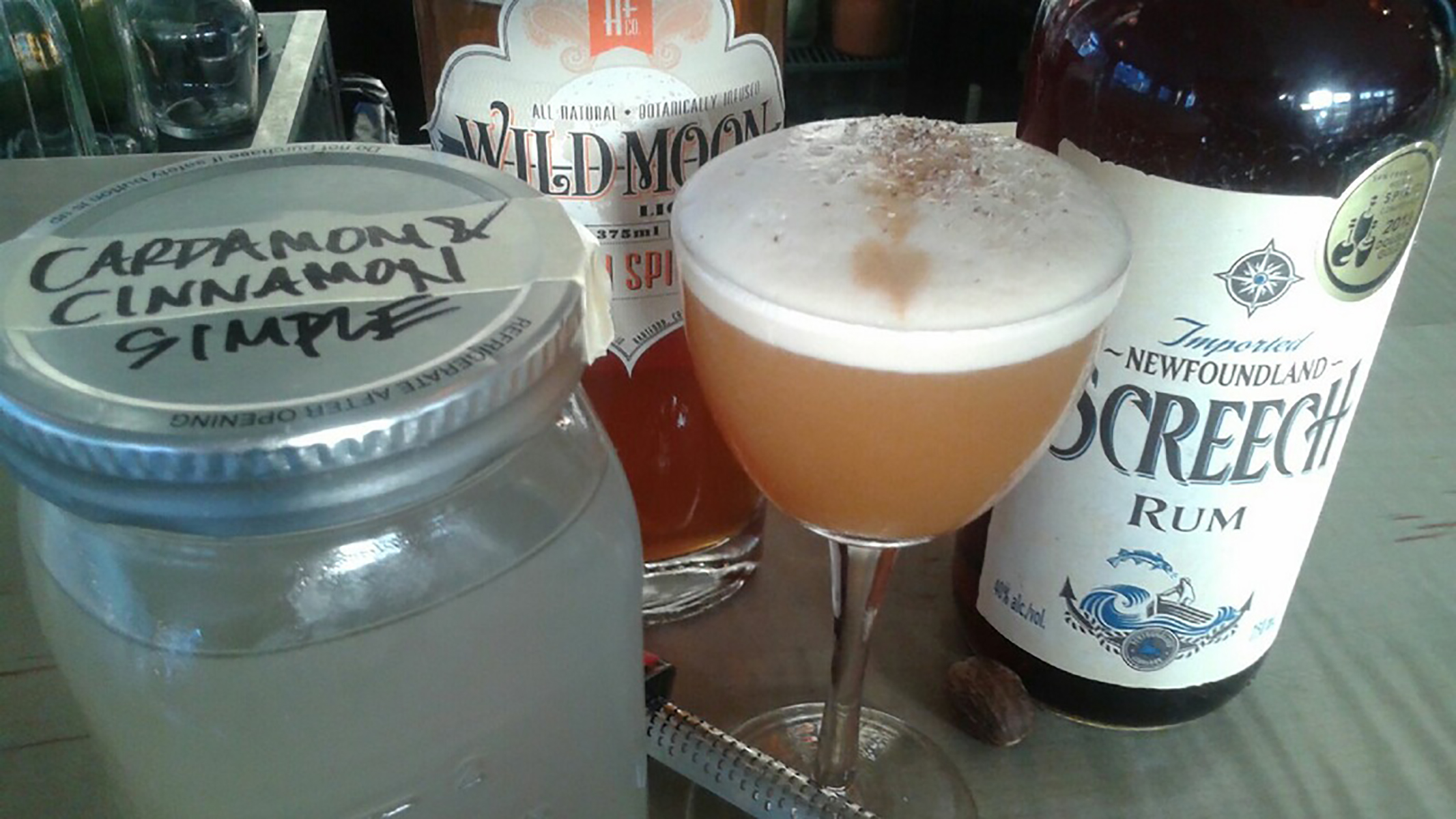 """Serving Up: The """"Chai Flip"""" at Bywater 
