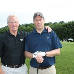 Paul Githmore and Eric Lemieux of Rogo Distributors.