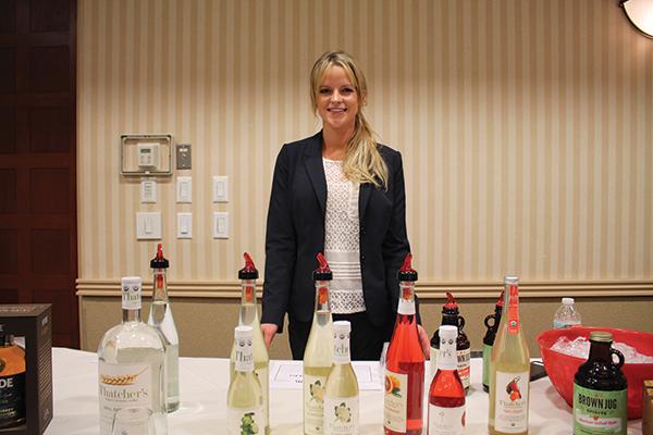 Jillian Boone East Coast Regional Sales Manager A Hardy Usa With