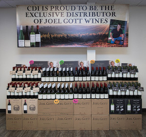 Joel Gott Wines include California Zinfandel, California 815 Cabernet, California Sauvignon Blanc and an unoaked Monterey Chardonnay. Gott's winemaking led to collaboration with Entrepreneurs Roger Scommegna and Charles Bieler on the Three Thieves brand, which in 2005, partnered with Trinchero Family Estates to establish better market coverage. In 2009, Joel and Sarah Gott partnered with Trinchero Family Estates as well, to increase wine distribution and allow them to focus on winemaking and innovation.