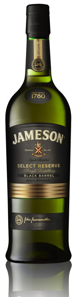 JAMESON TO EXPAND BLACK BARREL DISTRIBUTION