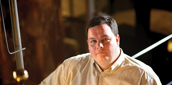 Lunn Joins Popcorn Sutton as Master Distiller