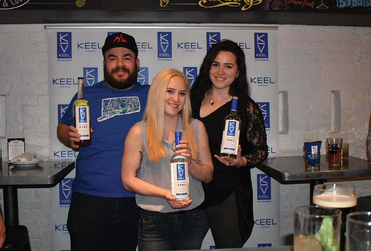 KEEL Vodka Highlighted in Infusion Skills Competition