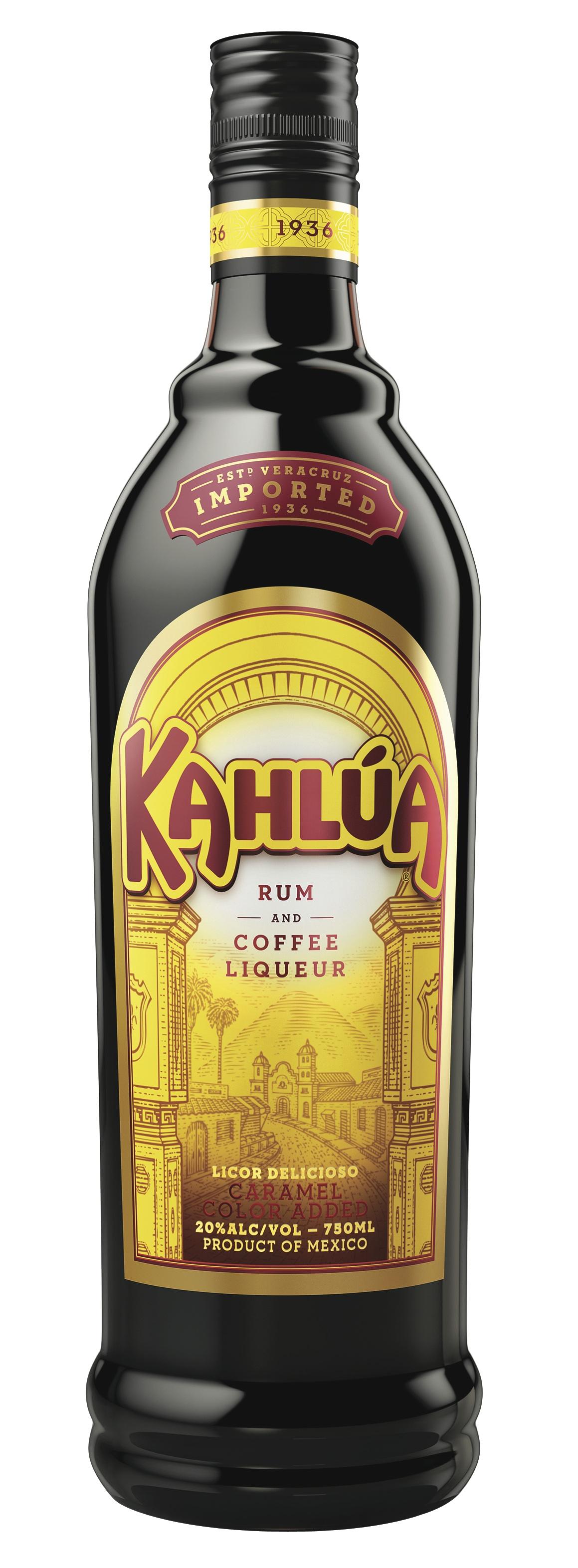 Kahlua Enhances Its Look | The Beverage Journal