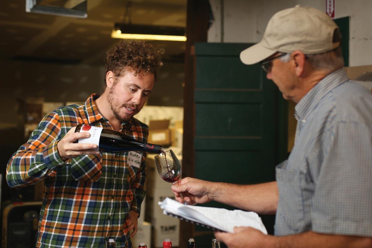 Wine Wizards Hosts Fall Tasting in Pawtucket