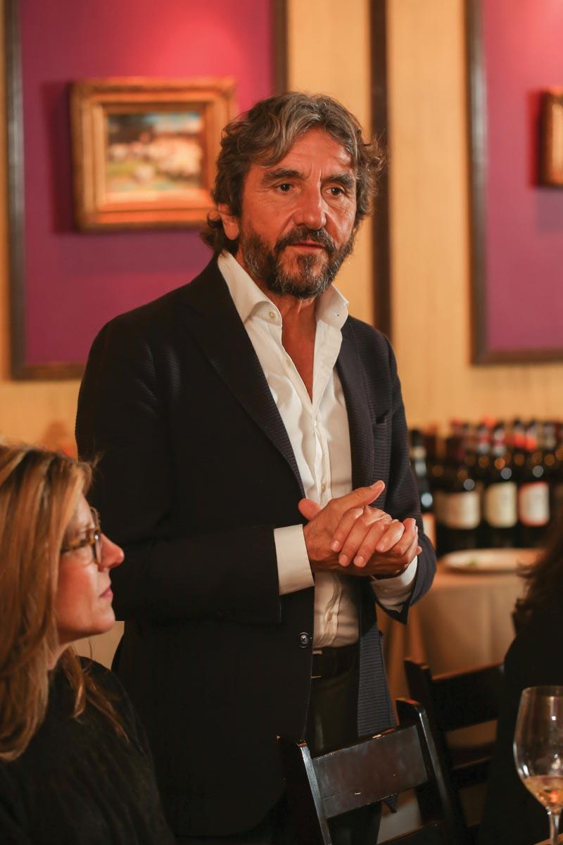 MS Walker Showcases Italian Wine Selections