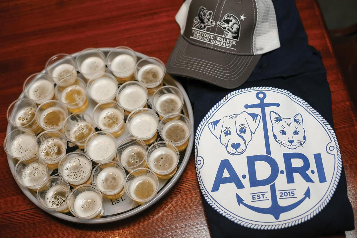 Firestone Walker Holiday Charity Party Supports ADRI