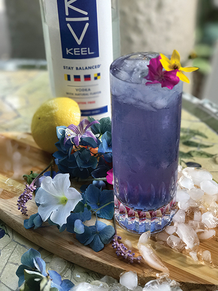 KEEL Vodka Debuts Collaborative Cocktail at Watch Hill Polo