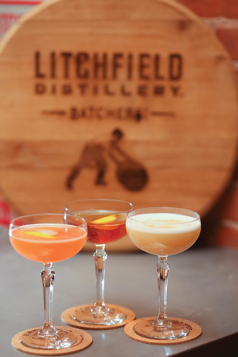 Connecticut's Litchfield Distillery Debuts in Rhode Island