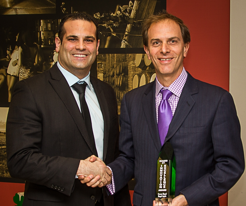 CDI Wins Diageo Innovation Excellence Award