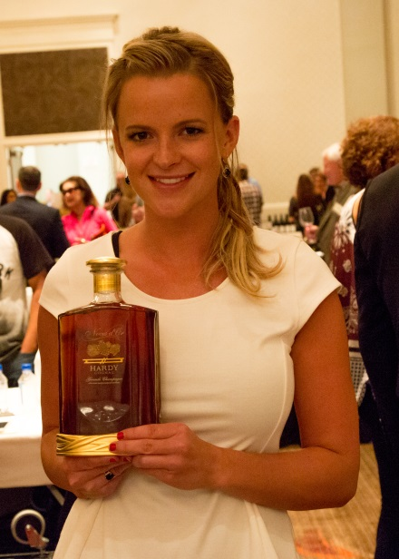 Jillian Boone East Coast Manager A Hardy Usa The Beverage Journal