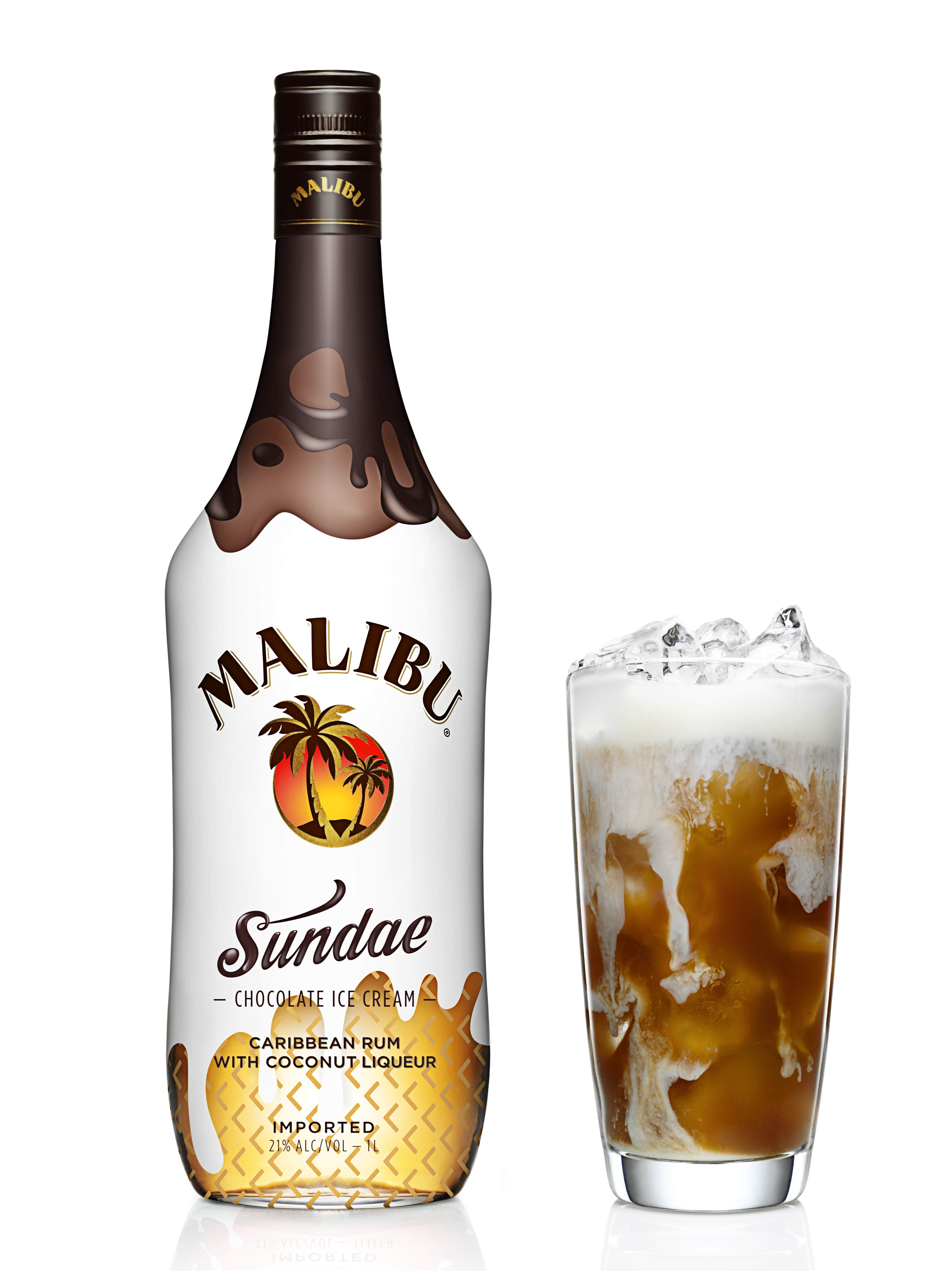 Malibu Introduces Malibu Sundae And Malibu Swirl The