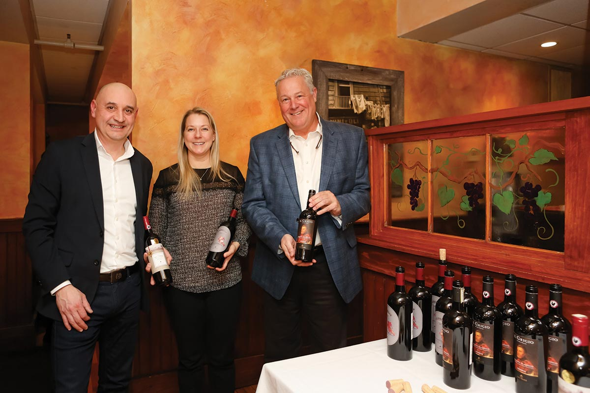 Mancini Beverage Company Highlights San Felice Estate Wines