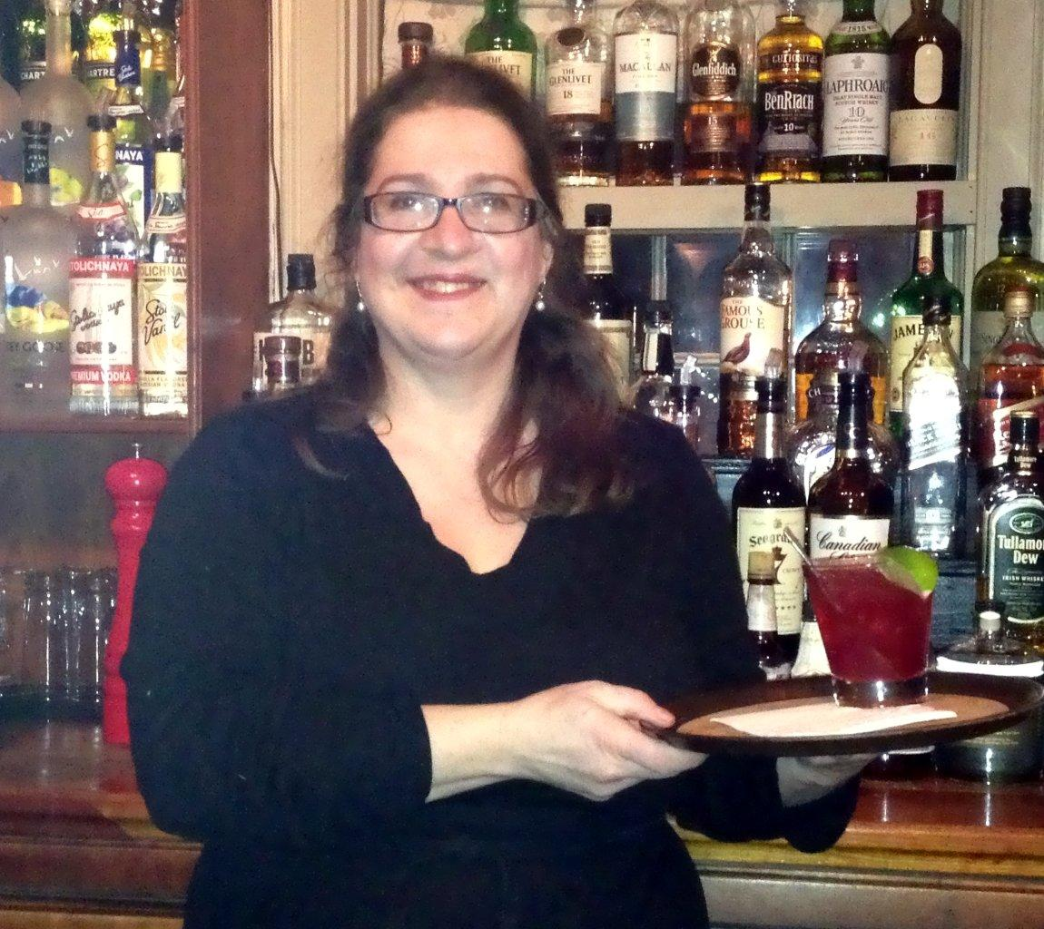 """Serving Up: """"Pom on the Rocks"""" in Historic Litchfield"""