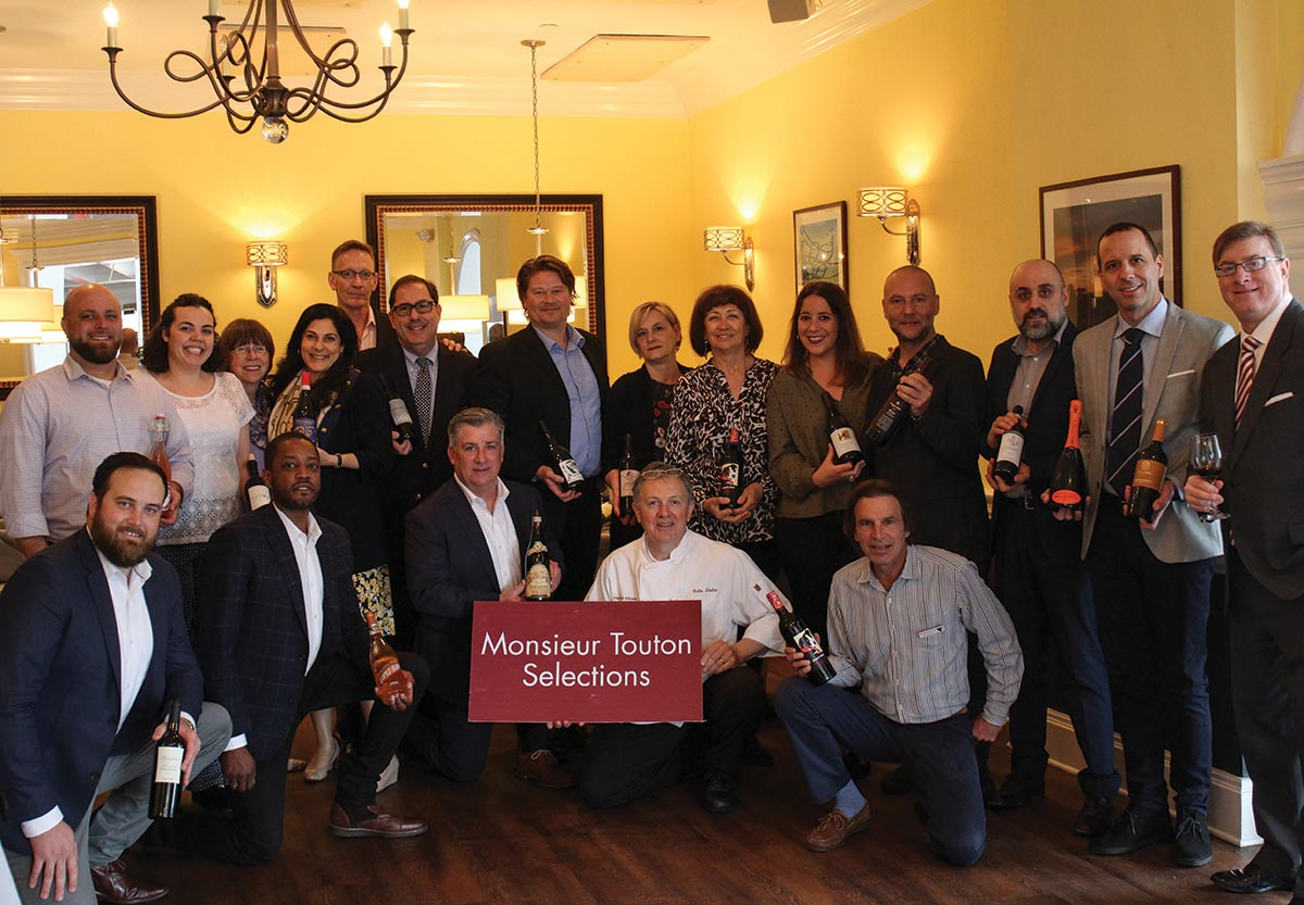 Monsieur Touton Highlights New Selections at Spring Tasting
