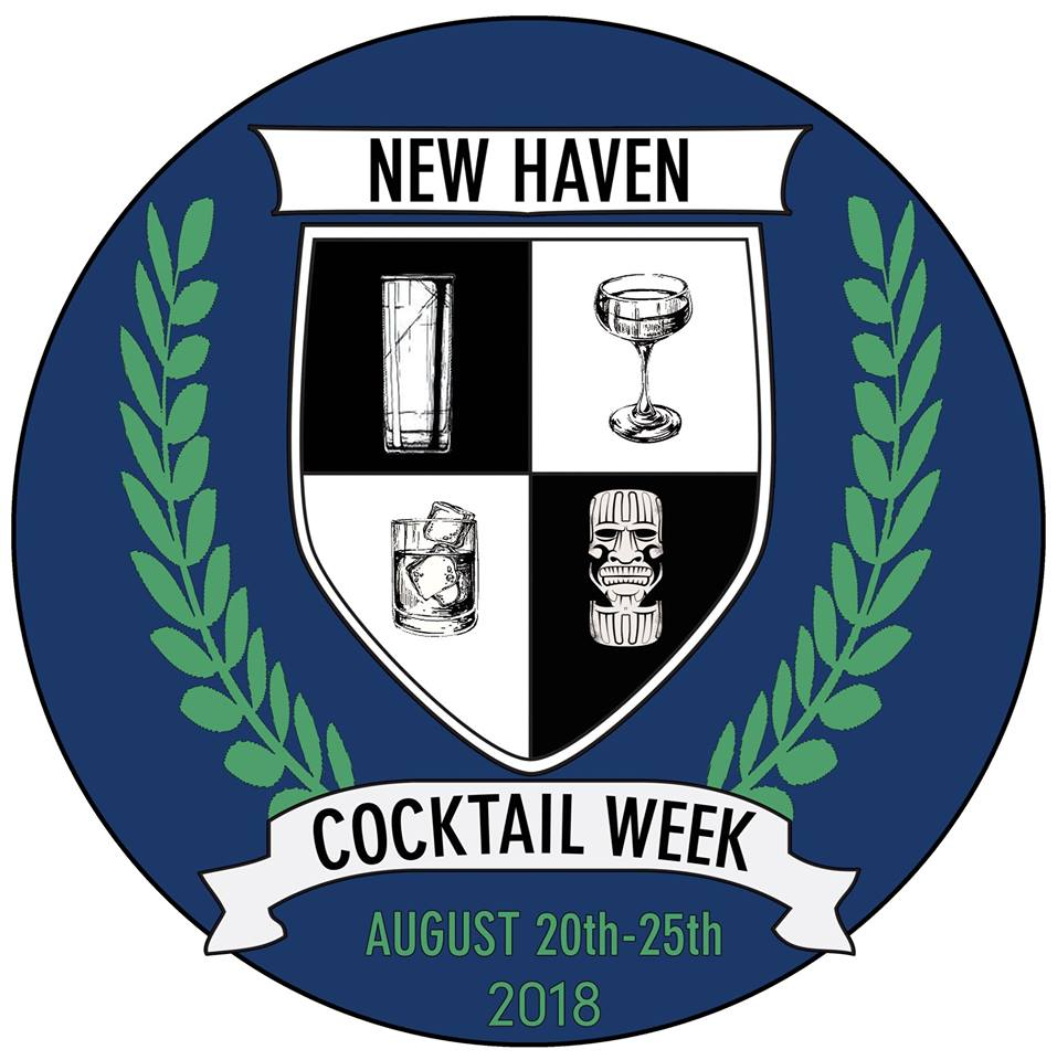 August 20-25, 2018: New Haven Cocktail Week