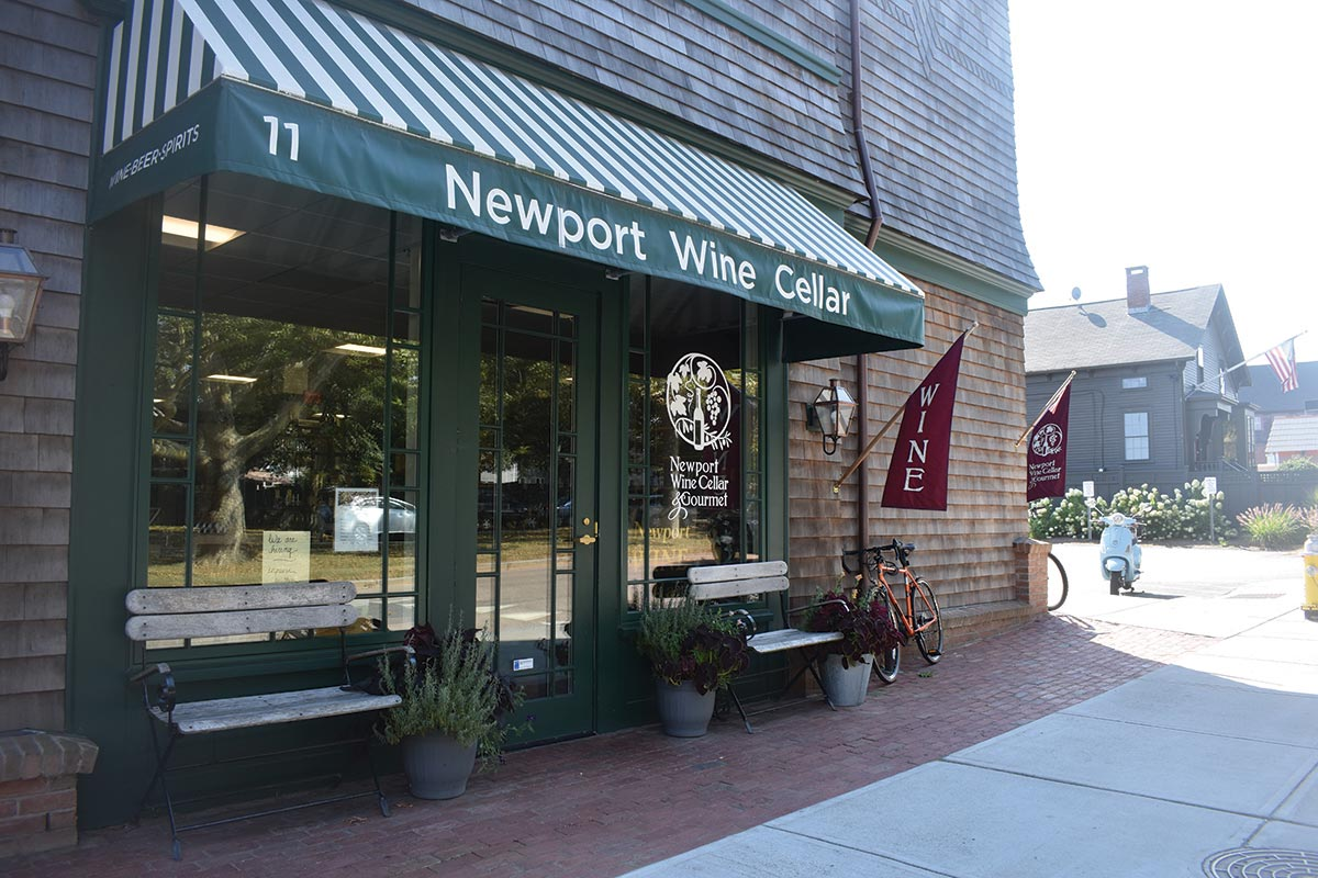 Retail Review: Newport Wine Cellar & Gourmet