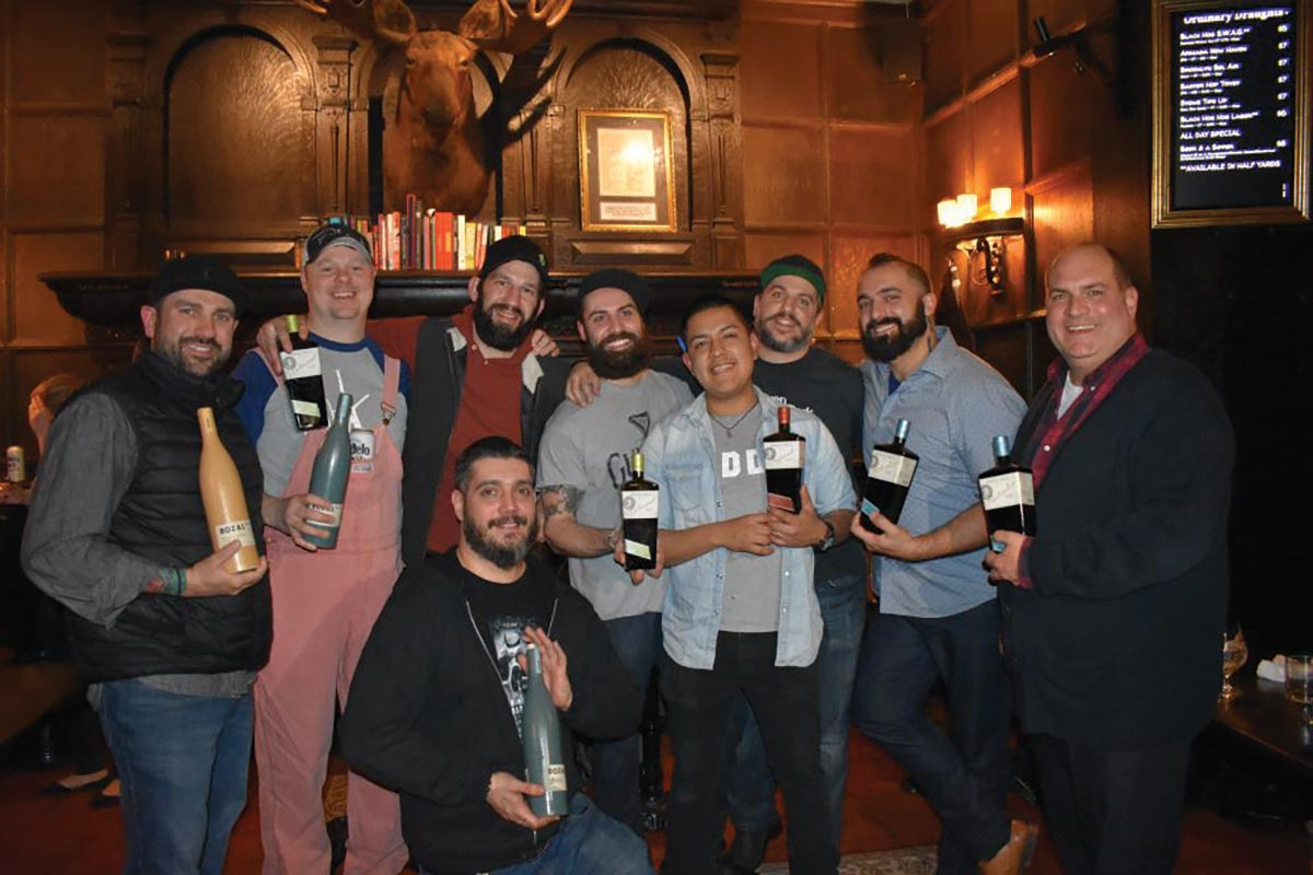 Opici Highlights 3 Badge in Cocktail Competition