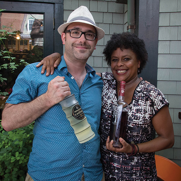 USBG RI Hosts National Brand Educator for Cocktail Luncheon