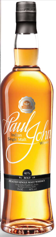 John Paul Bold Gold Earns Double Gold