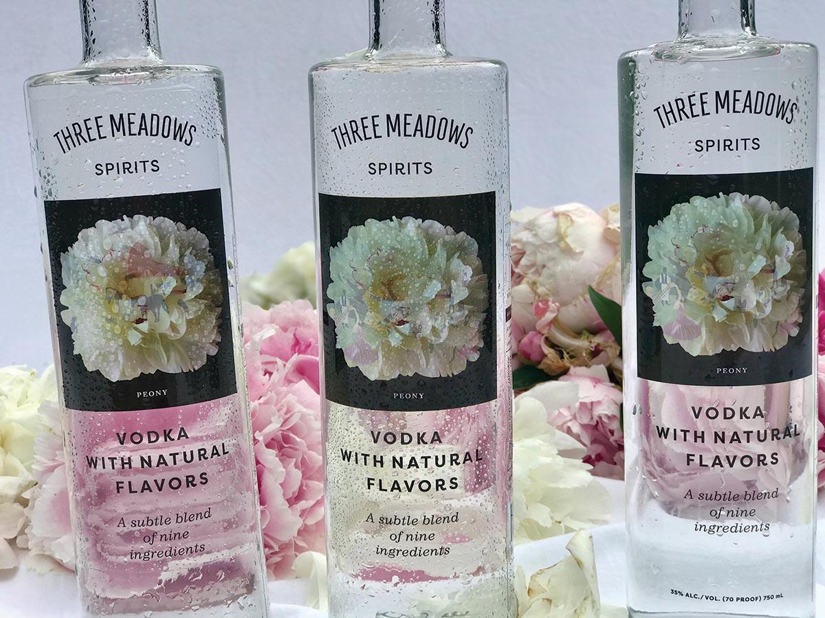 Slocum & Sons Launches Peony Vodka Locally