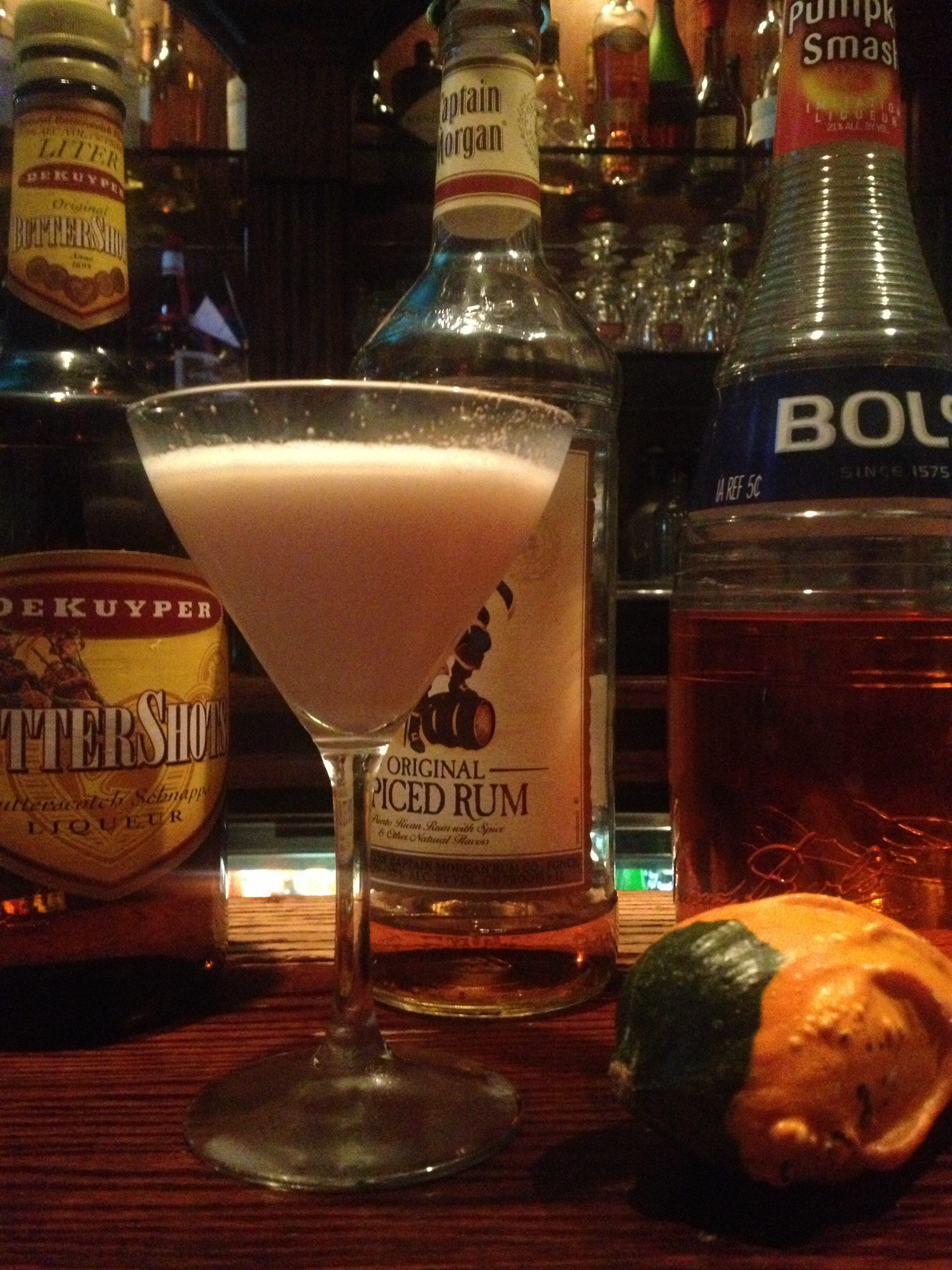 "Serving Up: John's Cafe ""Pumpkin Martini"""