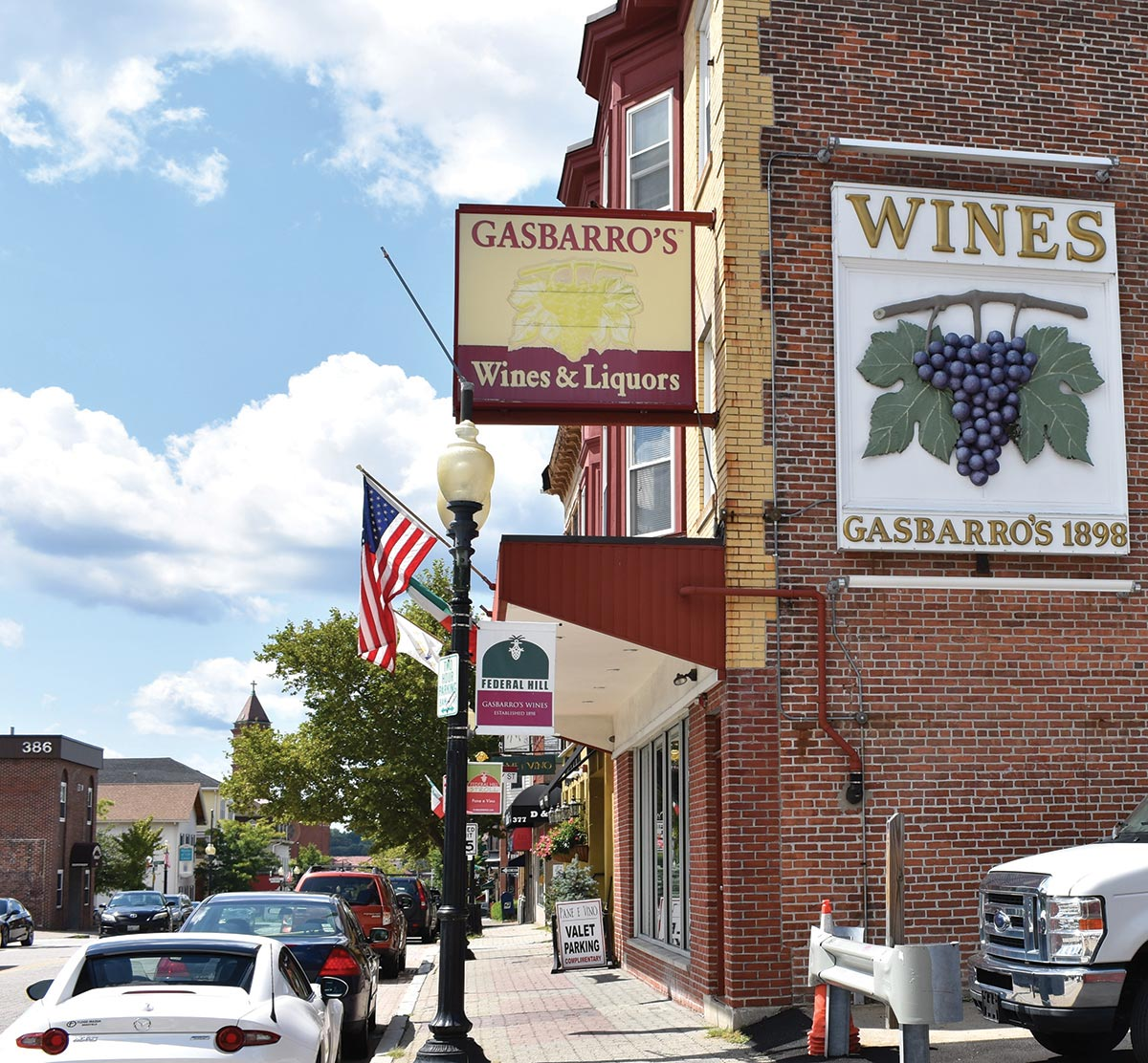 Retail Review: Gasbarro's Wines